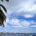 Cascais Fishing Boats II Portugal by John Shiron