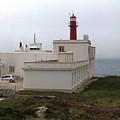Cascais Lighthouse Portugal by John Shiron