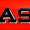 Case Tractor Nameplate by Olivier Le Queinec