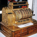 Cash Register by Carl Purcell