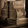 Cash Register by Kirt Tisdale