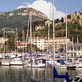 Cassis Harbor by Gene Norris
