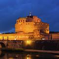 Castel Sant Angelo by Jebulon