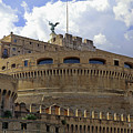 Castel Sant'angelo by Tony Murtagh