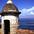 Castillo De San Cristobal by Thomas R Fletcher