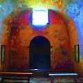 Castillo De San Marcos Chapel by Jost Houk