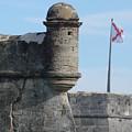 Castillo De San Marcos  by Christie Moore