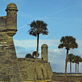 Castillo De San Marcos by D Hackett