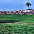 Castillo De San Marcos by Thomas R Fletcher