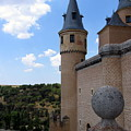 Castillo De Segovia by Lindsey Orlando