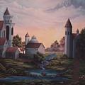 Castle 1 by Greg Reichert
