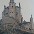 Castle At Segovia by David Connaughton