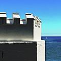 Castle By The Sea by HazelPhoto