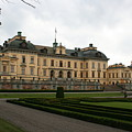 Castle Drottningholm  by Christiane Schulze Art And Photography