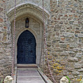 Castle Entrance by Suzanne Gaff