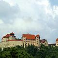 Castle Harburg by Pit Hermann