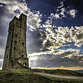 Victoria Tower Castle Hill Huddersfield 1 by Mike Walker