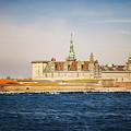 Castle In Helsingor Denmark by Sophie McAulay