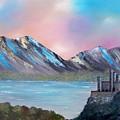 Castle Landscape by Tony Rodriguez