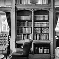 Castle Library by Christi Kraft