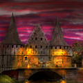 Castle - Meet Me By The Rabot Sluice by Mike Savad