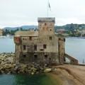Castle Of Rapallo by Marilyn Dunlap