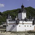 Castle Pfalz by Teresa Mucha