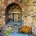 Castle Rest by Roberta Bragan