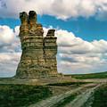 Castle Rock With Ears by Jon Burch Photography