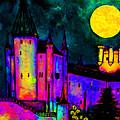 Castle Segovia by James Hulings