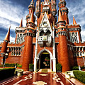 Castle Taman Mini Indonesia Indah  by Charuhas Images