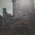 Castle Vignette by Sharon Popek