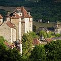 Castles Of Curemonte by Brian Jannsen