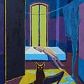 Cat  by Erjan Sert