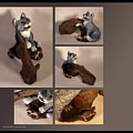 Cat And Mice Alternate Views by Katherine Huck Fernie Howard