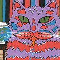 Cat Attack by Kathleen Sartoris
