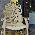 Cat Chair by Robert Hayes