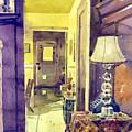 Cat Door by Donald Maier