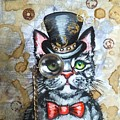 Cat In The Hat by Anna Griffard