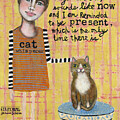 Cat Whisperer by Janice Scherer