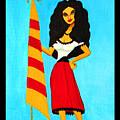 Catalan Lady / La Ramona by Don Pedro DE GRACIA