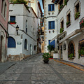 Catalonia - The Town Of Sitges 007 by Lance Vaughn