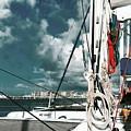 Catamaran by Eloviano Maya