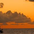 Catarman At Sunset by Ian  MacDonald