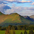 Catbells At Dawn by Louise Heusinkveld