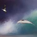Catch A Wave by Kim Hojnacki