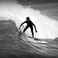 Catching A Wave by Mariecor Agravante