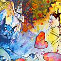 Catching Love by Miki De Goodaboom