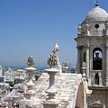 Catedral De Cadiz II by Lindsey Orlando