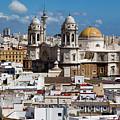 Catedral De Cadiz by Kenneth Lempert